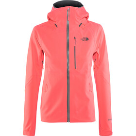 The North Face Apex Flex GTX 2.0 Chaqueta Mujer, atomic pink/atomic pink